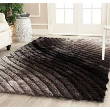 safavieh 3d silver 8 ft x 10 area rug sg552c the home regarding 3d rugs inspirations 3
