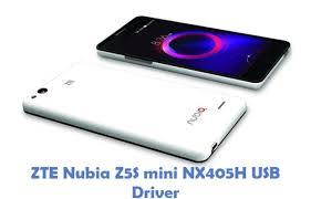 ZTE Nubia Z5S mini NX405H USB Driver ...