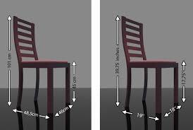 standard dining room chair height. Modren Dining Dining Room Chair Seat Height Dimensions Best Model Intended Standard H