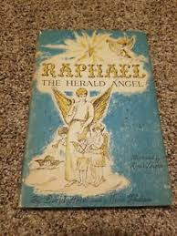 Raphael The Herald Angel By David Appel And Merle Hudson copyright 1957 |  eBay