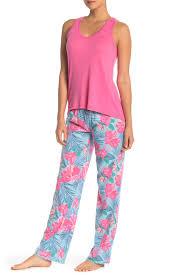 Hot Tropic Pajama Pants