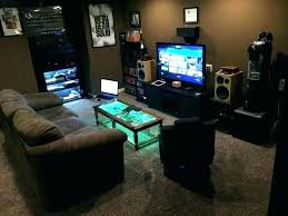 bedroom comely excellent gaming room ideas. Gamer Room Decor Best Bedroom Comely Excellent Gaming Ideas A