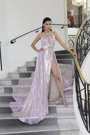 ปู ไปรยา จัดสวยหรูดูแพงแฝงความเย้ายวน ลุค 2 พรมแดงคานส์ 2019