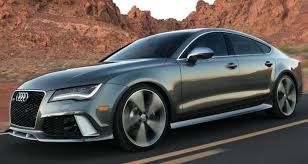 audi 4 door sports car rs 7 cars performance