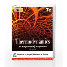 Thermodynamics By Cengel -Buy Online Thermodynamics 7th Edition Book ...