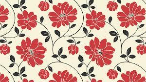 Floral Pattern Wallpaper Unique Design Inspiration