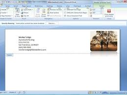 creating letterhead in word create a letterhead template in microsoft word cnet