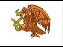 mexican flag eagle drawing.  Eagle Inside Mexican Flag Eagle Drawing YouTube