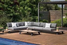 gardenart modular sofa cesano