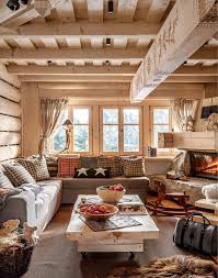 Log Cabin Living Room Inspiration Pin By Marie R On Dum Pinterest Cabin Log Cabins And Logs