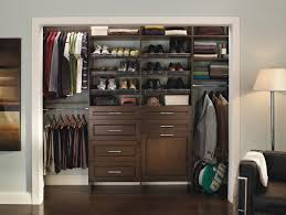 reach in closet systems. Custom Reach-In Closet Organizers: Chocolate Pear Contemporary-closet Reach In Systems