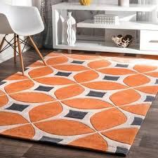 mid century modern rugs. Palm Canyon Plaza Handmade Area Rug - 4\u0027 Mid Century Modern Rugs