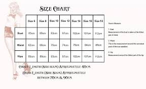 Le Chateau Shoe Size Chart 25 Memorable Le Chateau Dress Size Chart