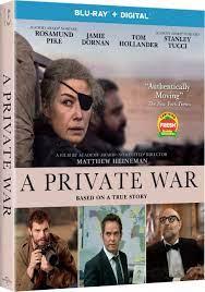 A Private War Blu-ray