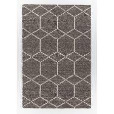 8 x 11 large contemporary gray area rug slone