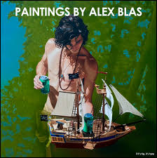 Alex Blas: From Barbie Couture To Figurative Painting