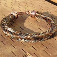 horse hair bracelet horse hair jewelry equine jewelry chun