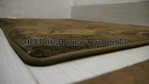 photo 8 of 12 amazing microfiber memory foam rug great ideas 8 memory foam bath mat bathroom rugs in