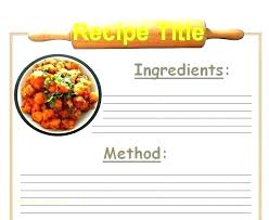 Publisher Cookbook Template Images Of Recipe Book Template In Word Cookbook Publisher