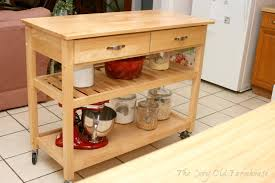 Granite Top Kitchen Trolley Kitchen Carts Kitchen Island Cart Pottery Barn Kitchen Island