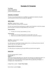resume examples profile example of profile summary for resume  good resume example examples of good resumes that get jobs