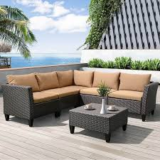 Best 25 Patio Cushions Clearance Ideas On Pinterest  Outdoor Outdoor Furniture Sectional Clearance