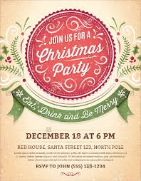 free christmas dinner invitations word christmas party invitation templates free songwol 4d2ff6403f96