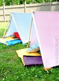 Diy Tent Diy Kids Play Camping Tent Jenna Burger