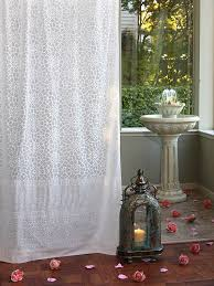 white curtain panels. White Curtain Panels S