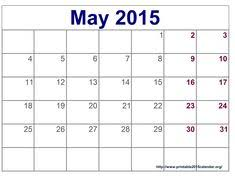 Free Printable Calendar 2015 By Month 15 Best May 2015 Calendar Images Calendar Calendar May