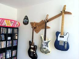 wall mounting guitar guitar wall mount wall art guitar wall hanger ideas