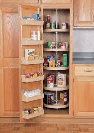 Kitchen Lazy Susan Cabinet Sensational Lazy Susan Pantry Storage With Pantry Door Mounted