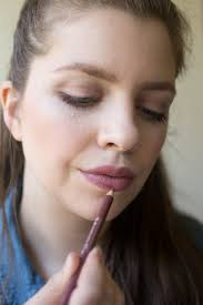 essence cosmetics lip liner soft berry review