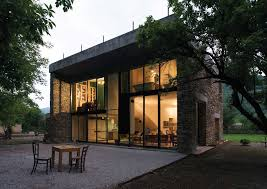 modern home architecture stone. Stone House Bulgarian Modern Home Architecture N