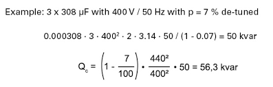 calculation formula for the capacitor Power Formula For 3 Phase power factor correction kopie jpg power formula for 3 phase