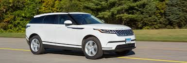 2018 Land Rover Range Rover Velar Review - Consumer Reports