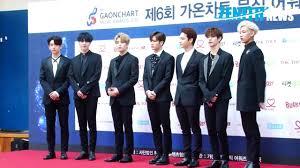 170222 Gaon Chart Music Awards Red Carpet Got7