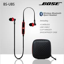 bose headphones sport box. bose wireless bluetooth sport headset bonus box case 4 earbuds. bose headphones