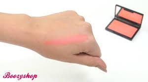 sleek make up blush life s a peach