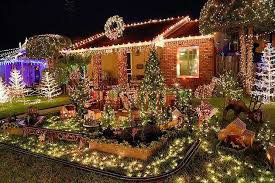 Candy Cane Lane Decorations 60 Best Holiday Light Displays in LA and Beyond LA Weekly 56