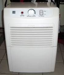 kenmore humidifier. our dehumidifier, pulling the extra moisture out of room. kenmore humidifier