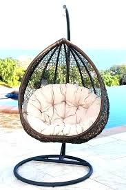 hammock swing chair stand with elegant luxury world menagerie hanging diy