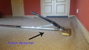 carpet stretcher. carpet repairs stretcher