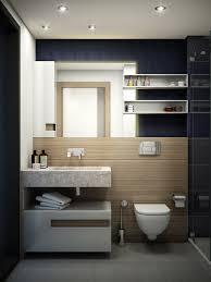 Modern and chic, small bathroom design by Gonye Tasarim ...