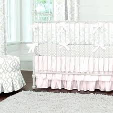 demask baby bedding french gray and pink damask crib bedding demask baby bedding