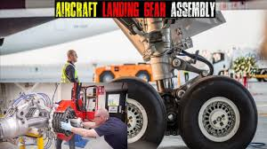 Boeing Landing Gear Design Aircraft Parts Landing Gear Manufacturing For Airbus And Boeing
