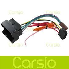 vauxhall vivaro iso lead wiring harness connector stereo radio adaptor pc2 85 4
