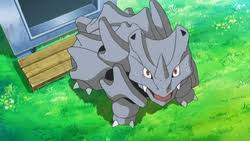 With its herculean powers, it can easily throw around an object that is 100 times its own weight. Rhyhorn Pokemon Bulbapedia The Community Driven Pokemon Encyclopedia