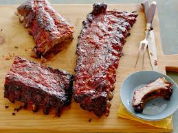 barbecued pork ribs recipe trisha