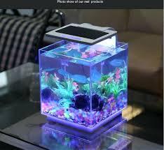 unique fish tank lights and high quality retail led aquarium fish tank light clip lamp adjule